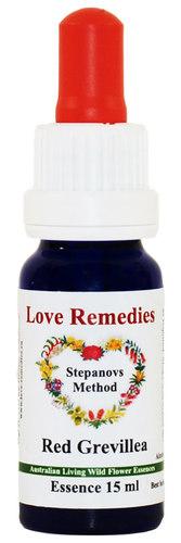 Red Grevillea Blütenessenzen 15 ml