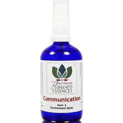 Kommunikation Umwelt- / Aurasprays 100 ml Australische Blütenessenzen