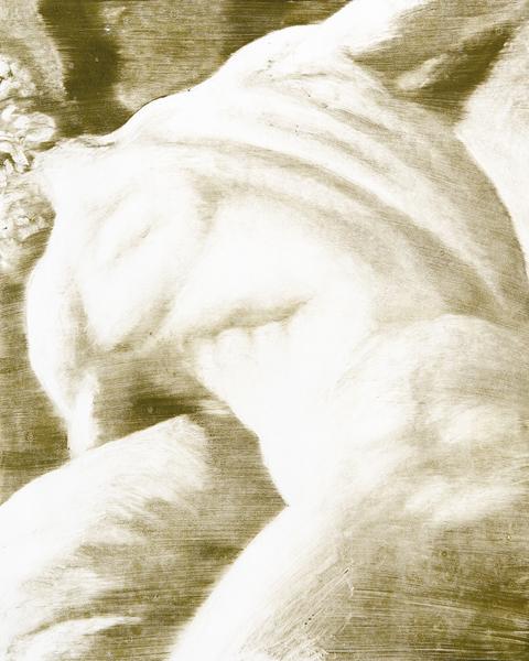 After Giambologna (Hercules Beating Centaur Nesso)