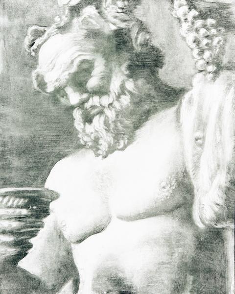 Statue of Bacchus (Vatican)