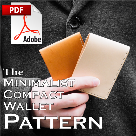 The Minimalist Compact Wallet Pattern