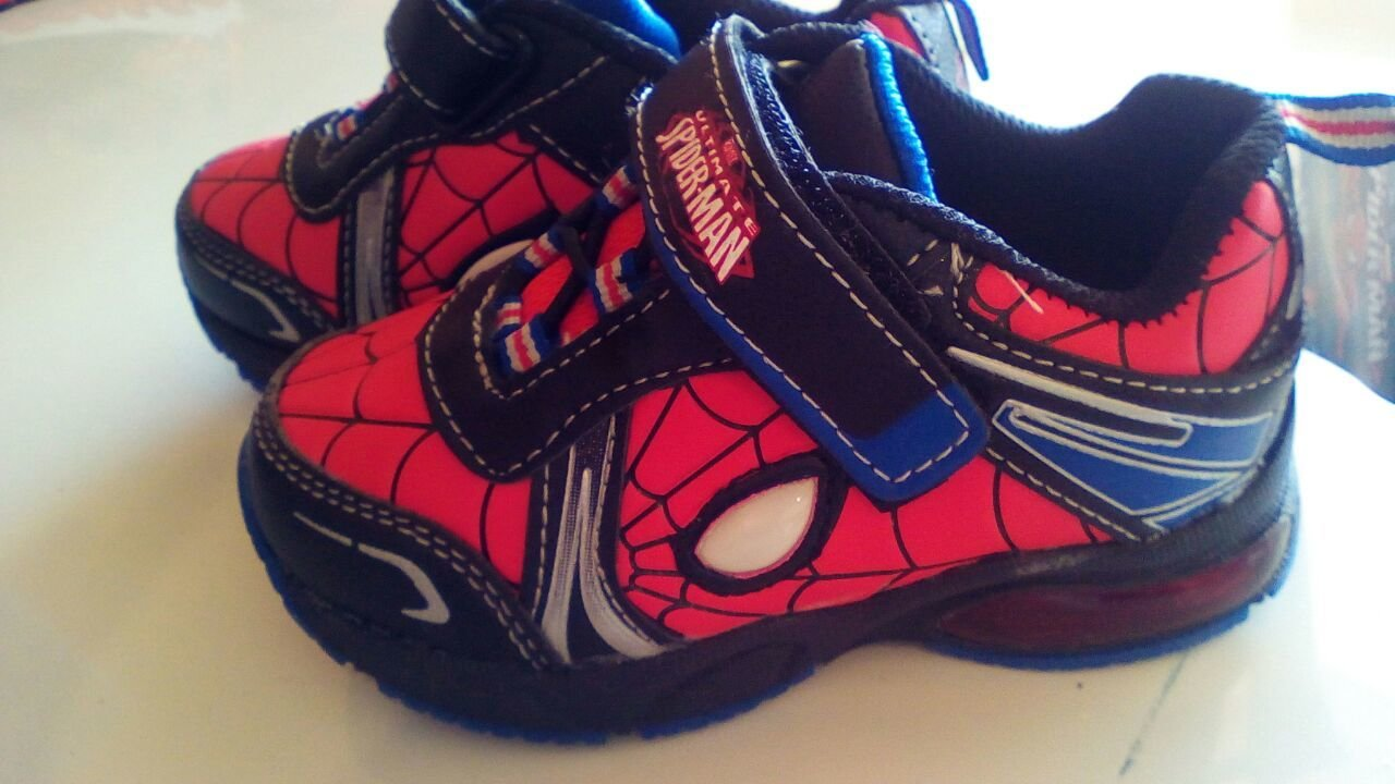 paw runner toddler shoes payless shoe up boys light lighted navy patrol