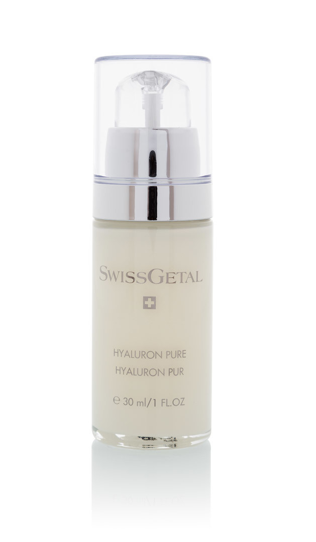 Увлажняющая гиалуроновая сыворотка Hyaluron Pure, SwissGetal, 30 ml