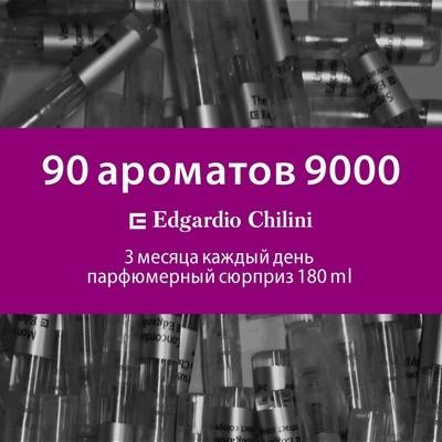 Набор сэмплов ароматов 90х2ml
