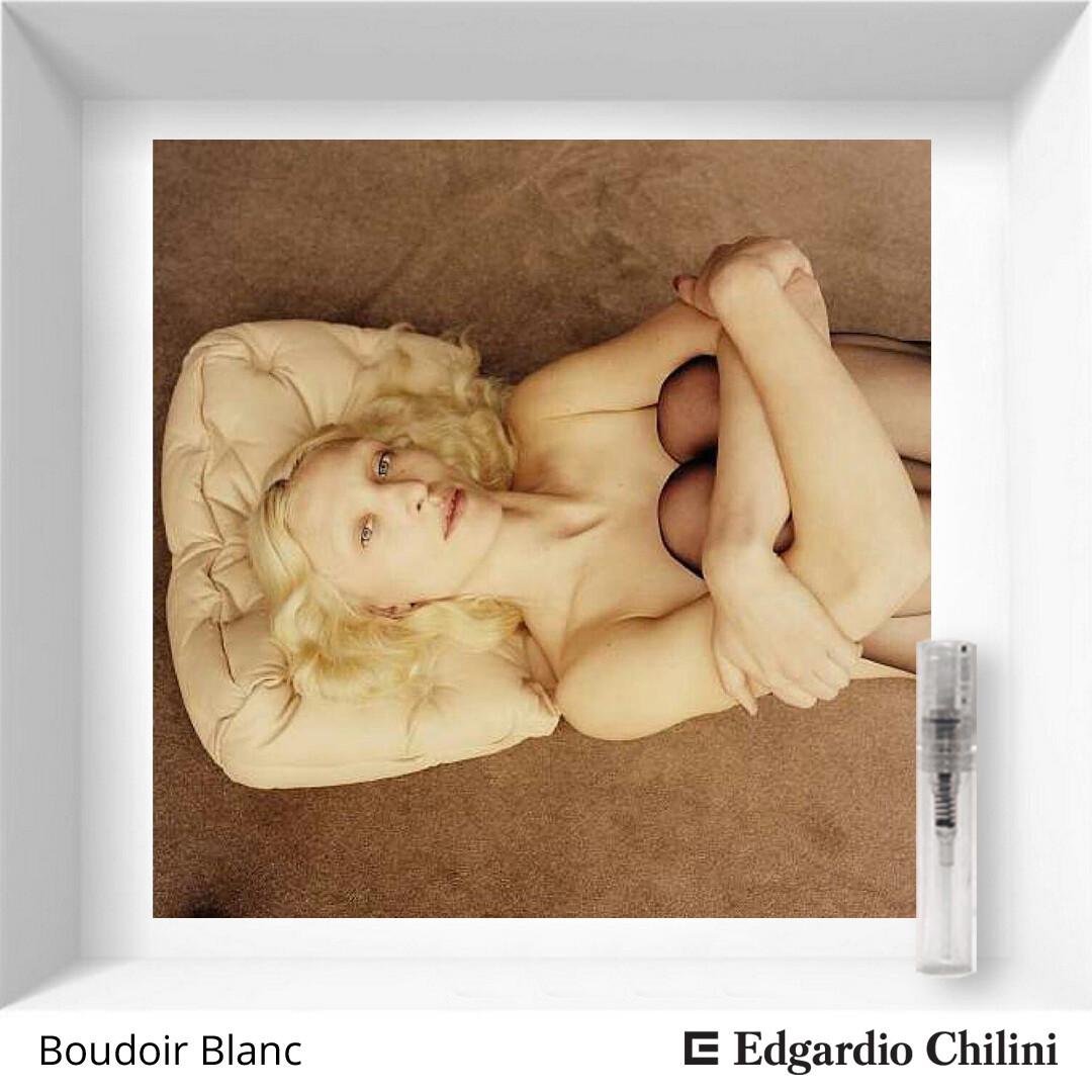 Цветочный пионовый аромат Boudoir Blanc, Edgardio Chilini, 2 ml