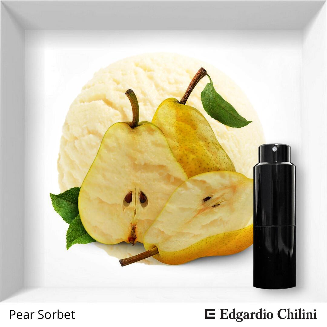 Грушевый цветочный аромат Pear Sorbet Edgardio Chilini
