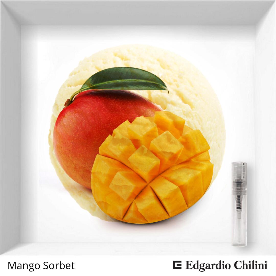 Манговый цветочный аромат Mango Sorbet, Edgardio Chilini, 2 ml