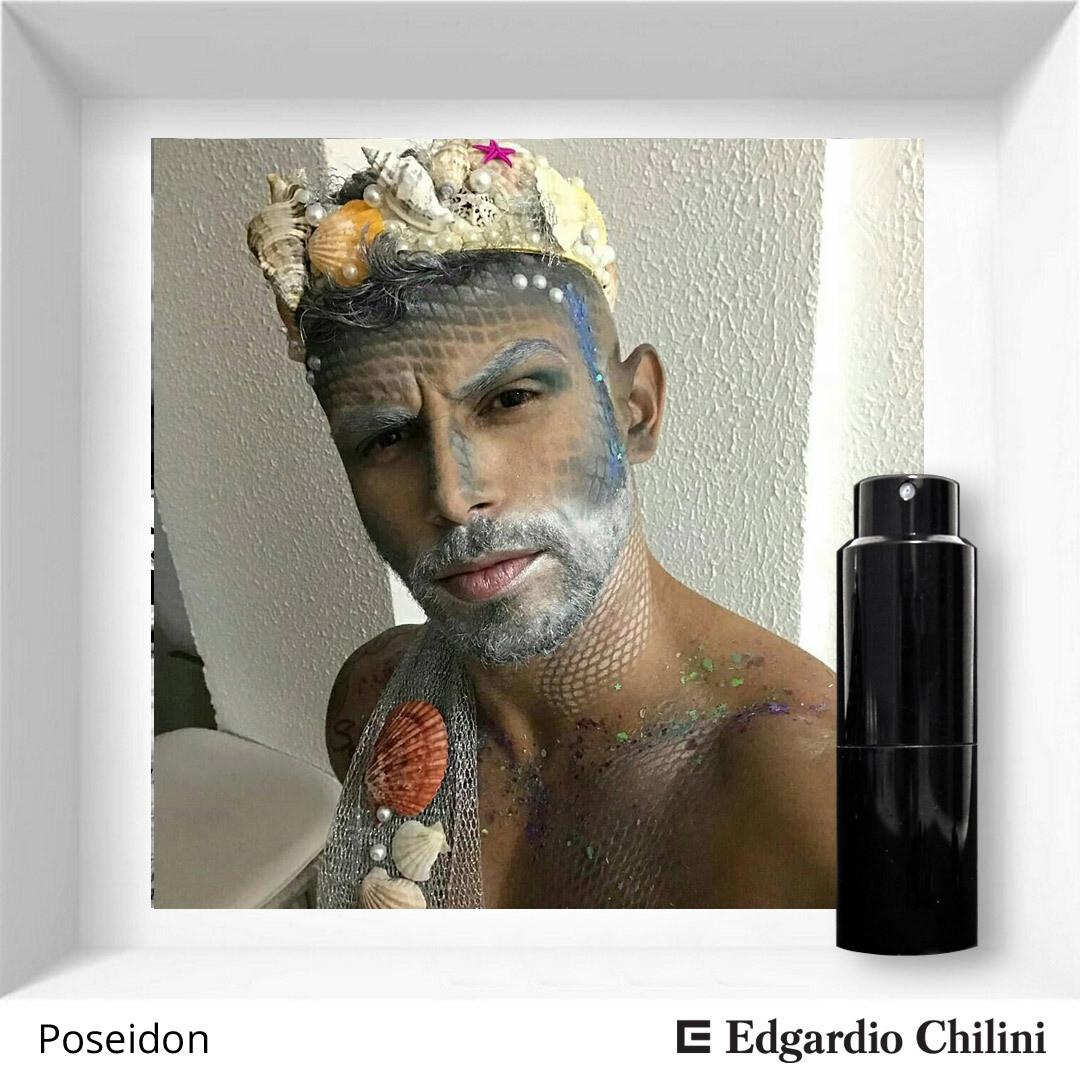 Природный морской аромат Poseidon, Edgardio Chilini