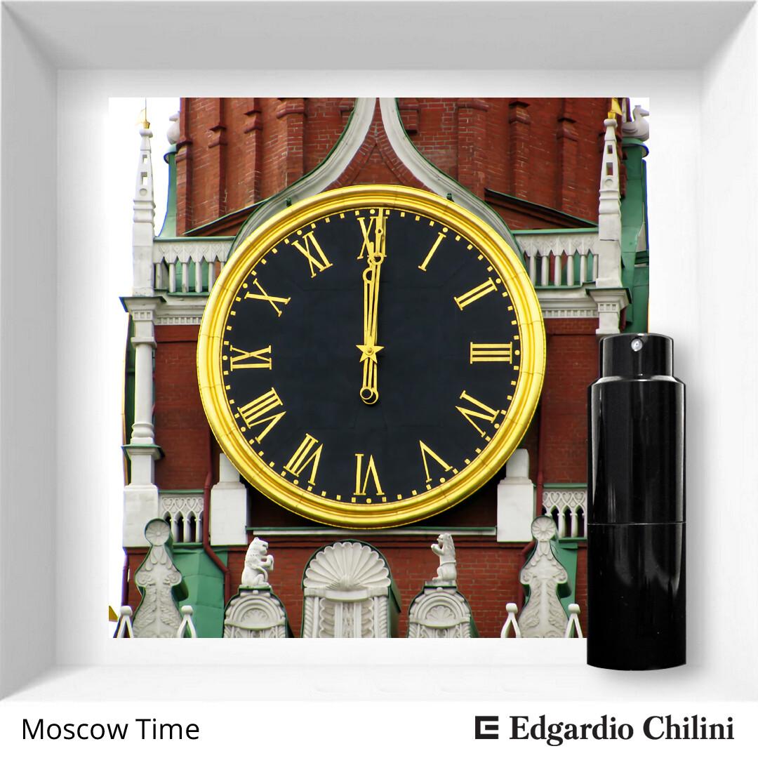 Edgardio Chilini, Moscow Time, citrus green fragrance