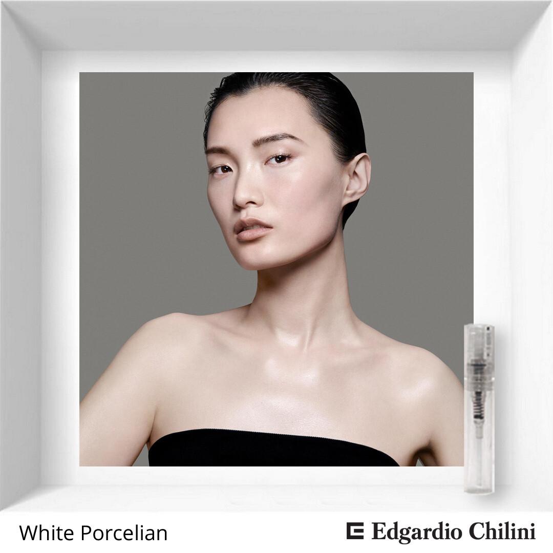 Белоцветочный альдегидный аромат White Porcelain, Edgardio Chilini, 2 ml