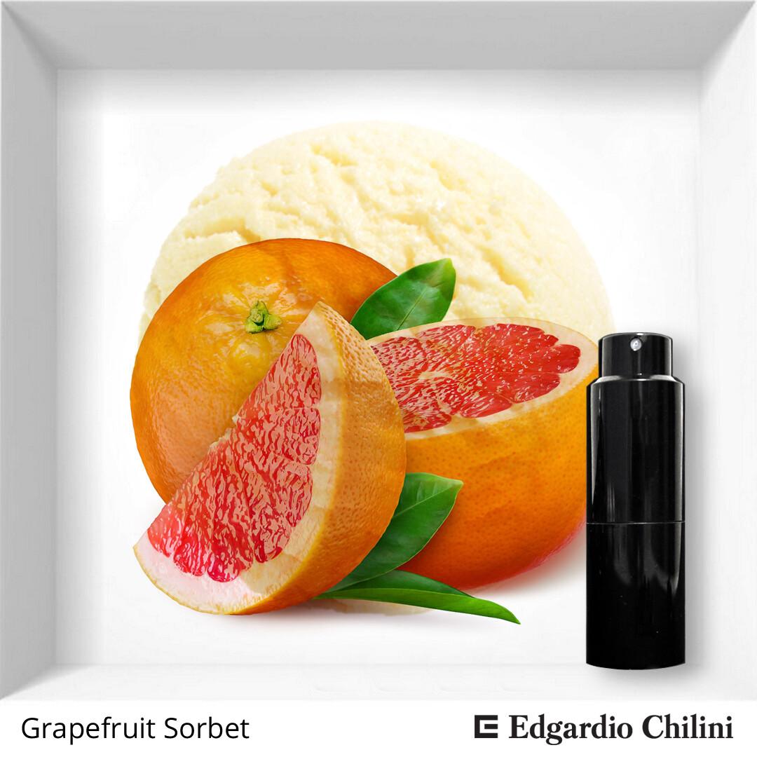 Цитрусовый пряный аромат Grapefruit Sorbet, Edgardio Chilini