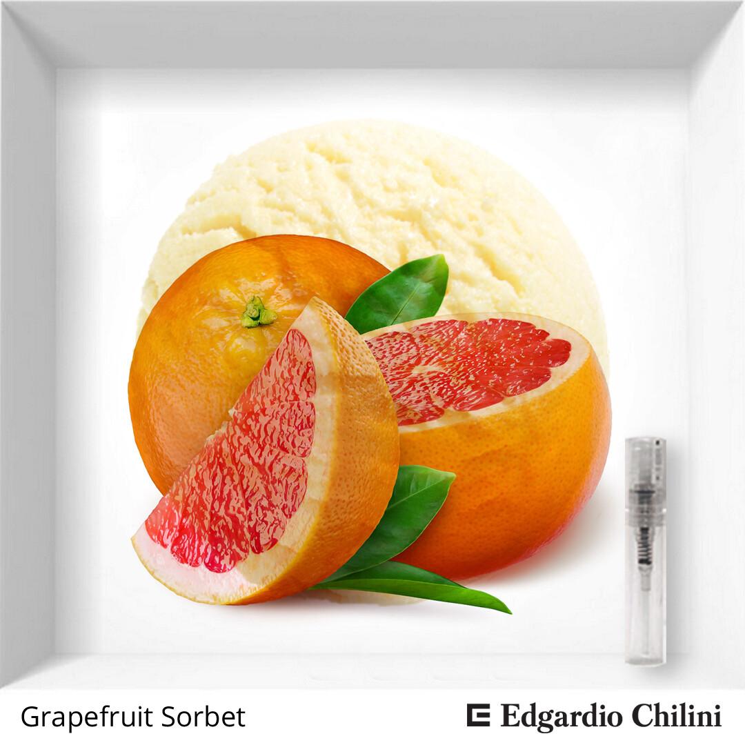 Цитрусовый пряный аромат Grapefruit Sorbet, Edgardio Chilini, 2 ml