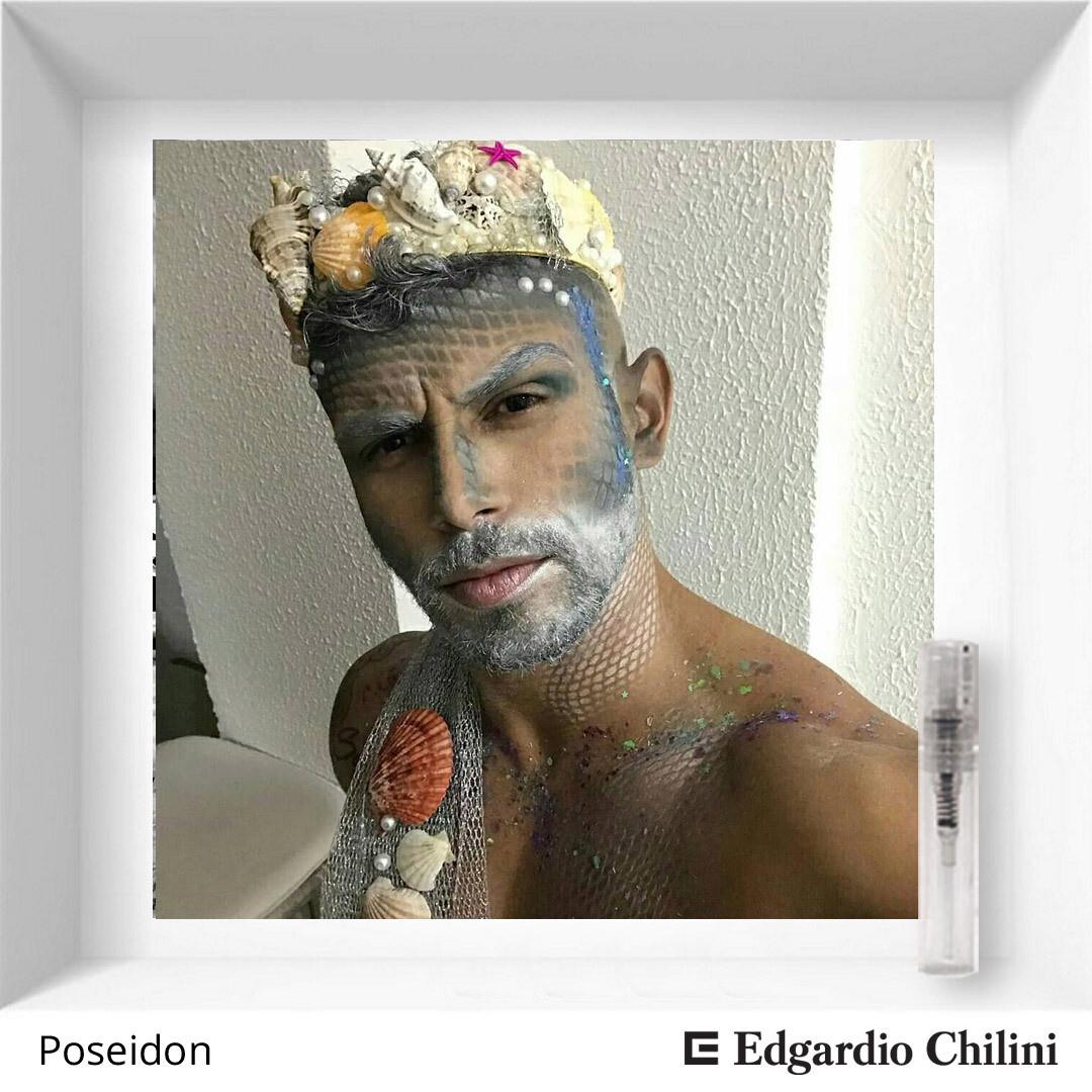 Морской аромат Poseidon, Edgardio Chilini, 2 ml