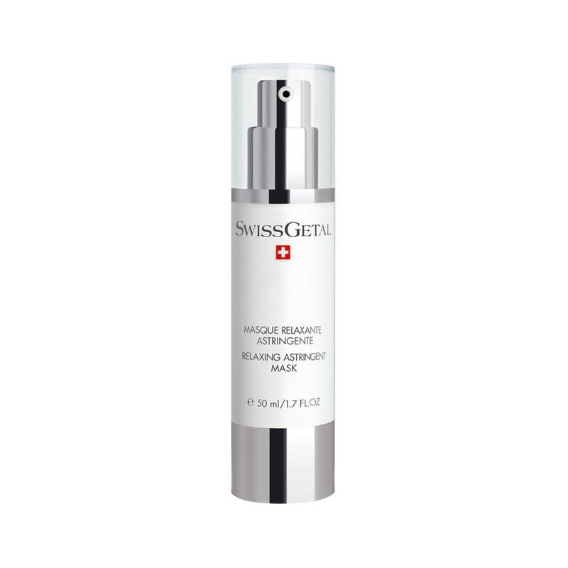 Расслабляющая маска, сокращающая поры, Relaxing Astringent Mask, SwissGetal, 50 ml