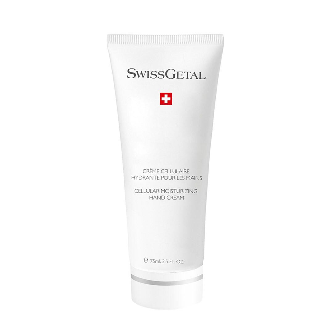 Клеточный увлажняющий крем для рук Cellular Moisturizing Hand Cream, SwissGetal, 75 ml