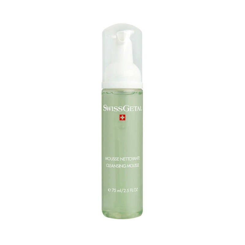 Мусс для очистки кожи, Cleansing Mousse SwissGetal, 75 ml