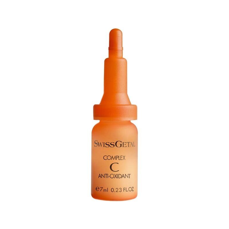 Комплексная сыворотка с витамином С, Complex C Anti-Oxidant, SwissGetal, 75 ml