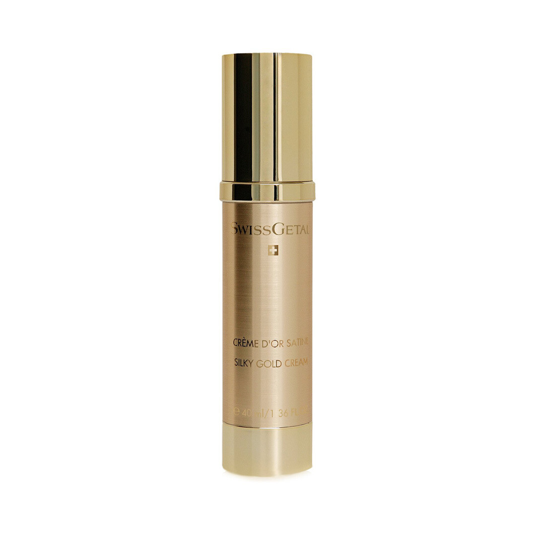 Шелковый золотой крем Silky Gold Cream, SwissGetal, 40 ml
