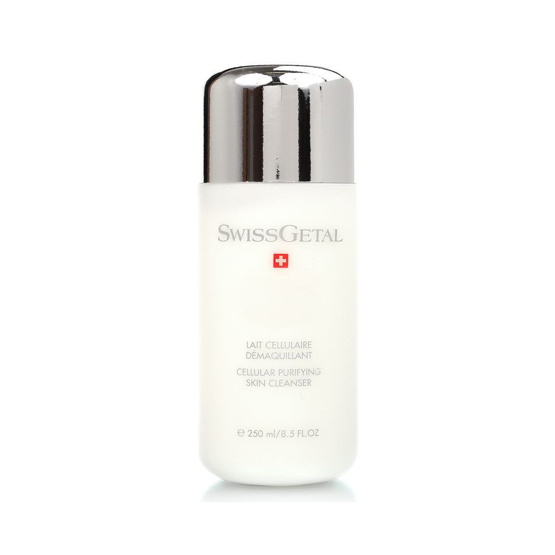 Молочко для очистки кожи лица Cellular Purifyng Skin Cleanser, SwissGetal, 250 ml