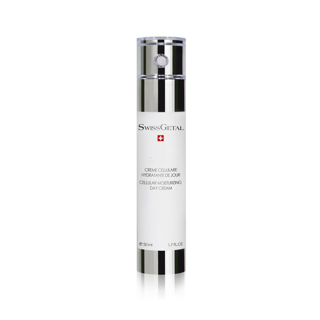 Увлажняющий дневной крем Cellular Moisturizing Day Cream, SwissGetal, 30 ml