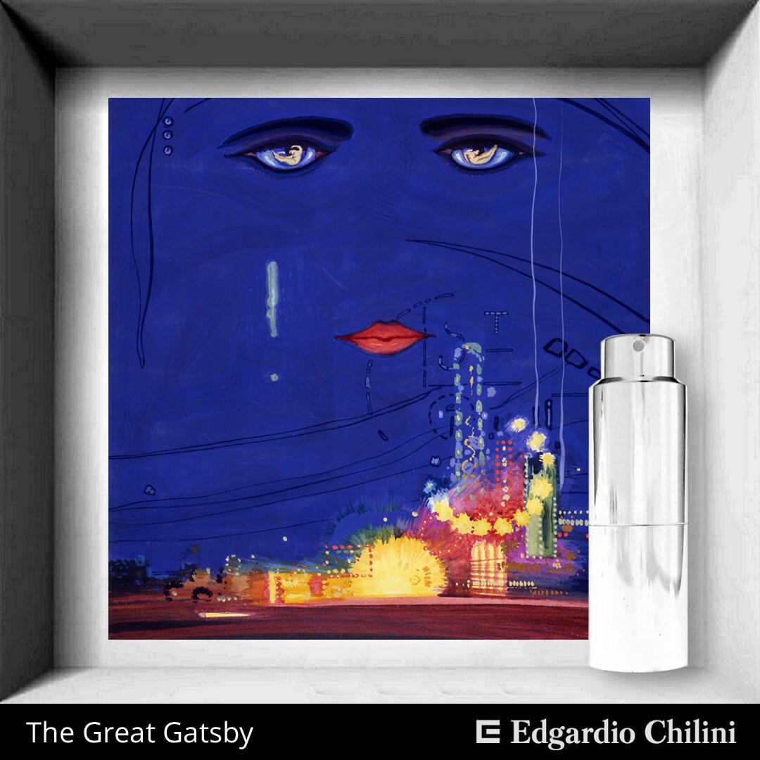 Ирисовый аромат The Great Gatsby, Edgardio Chilini