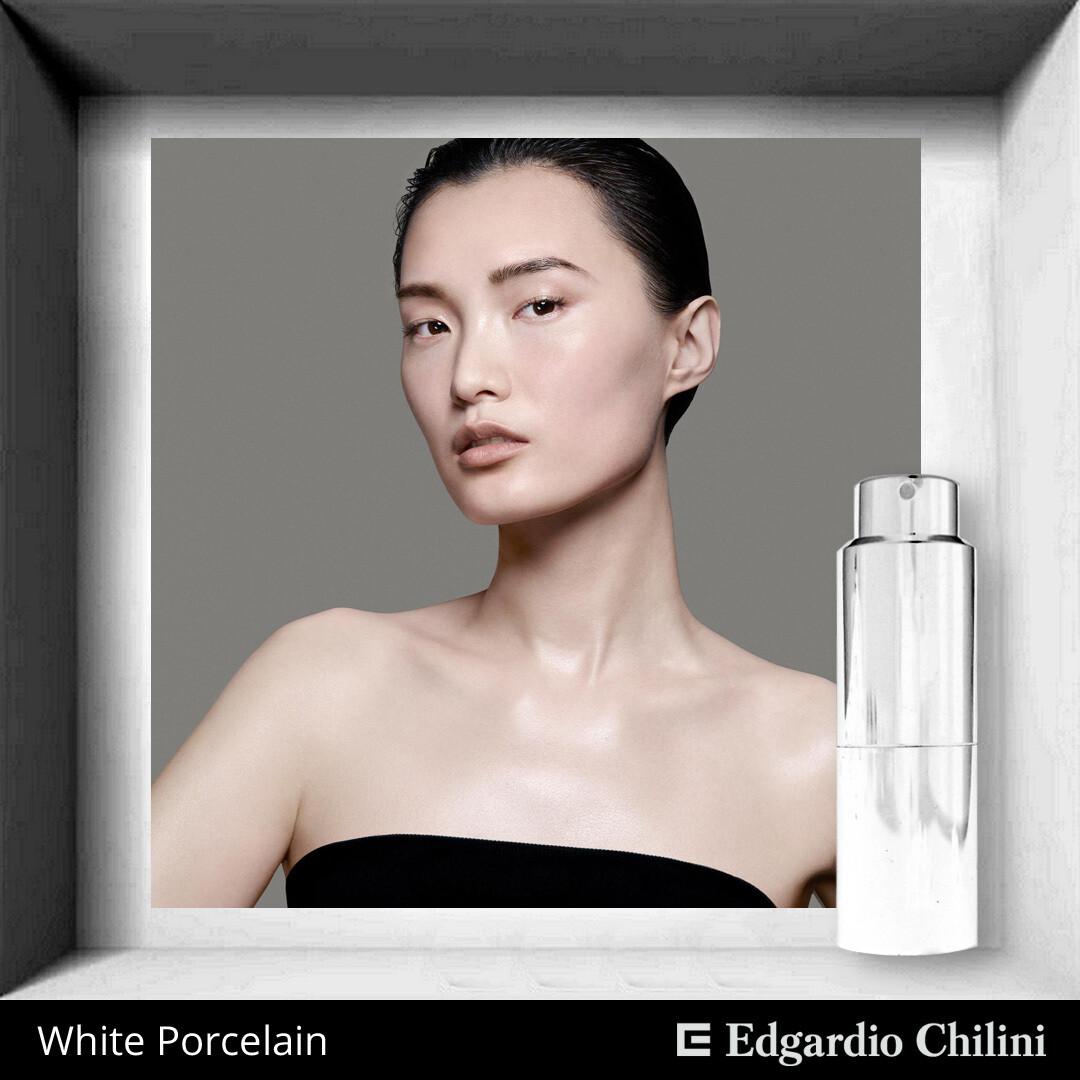 Белоцветочный альдегидный аромат White Porcelain, Edgardio Chilini