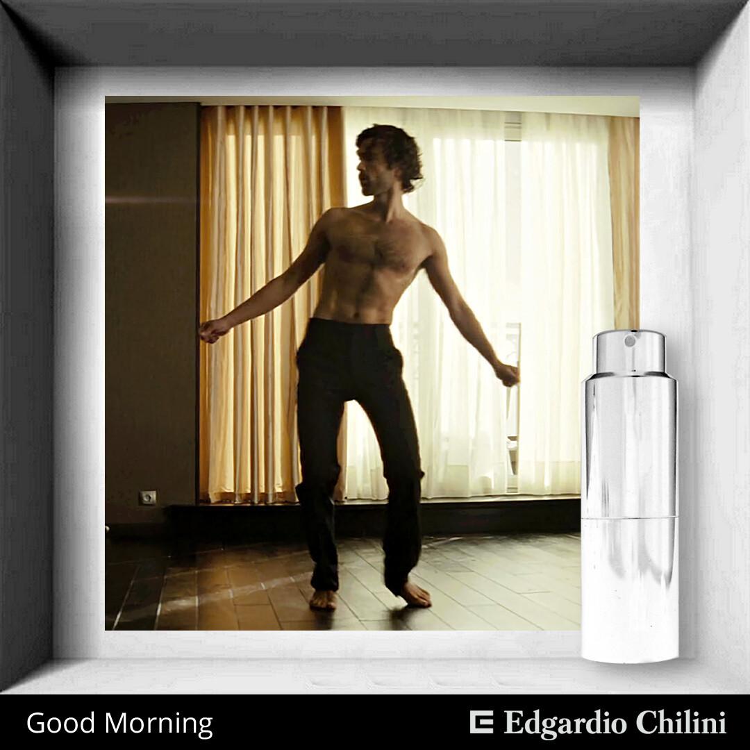 Edgardio Chilini, Good Morning, an invigorating citrus fragrance