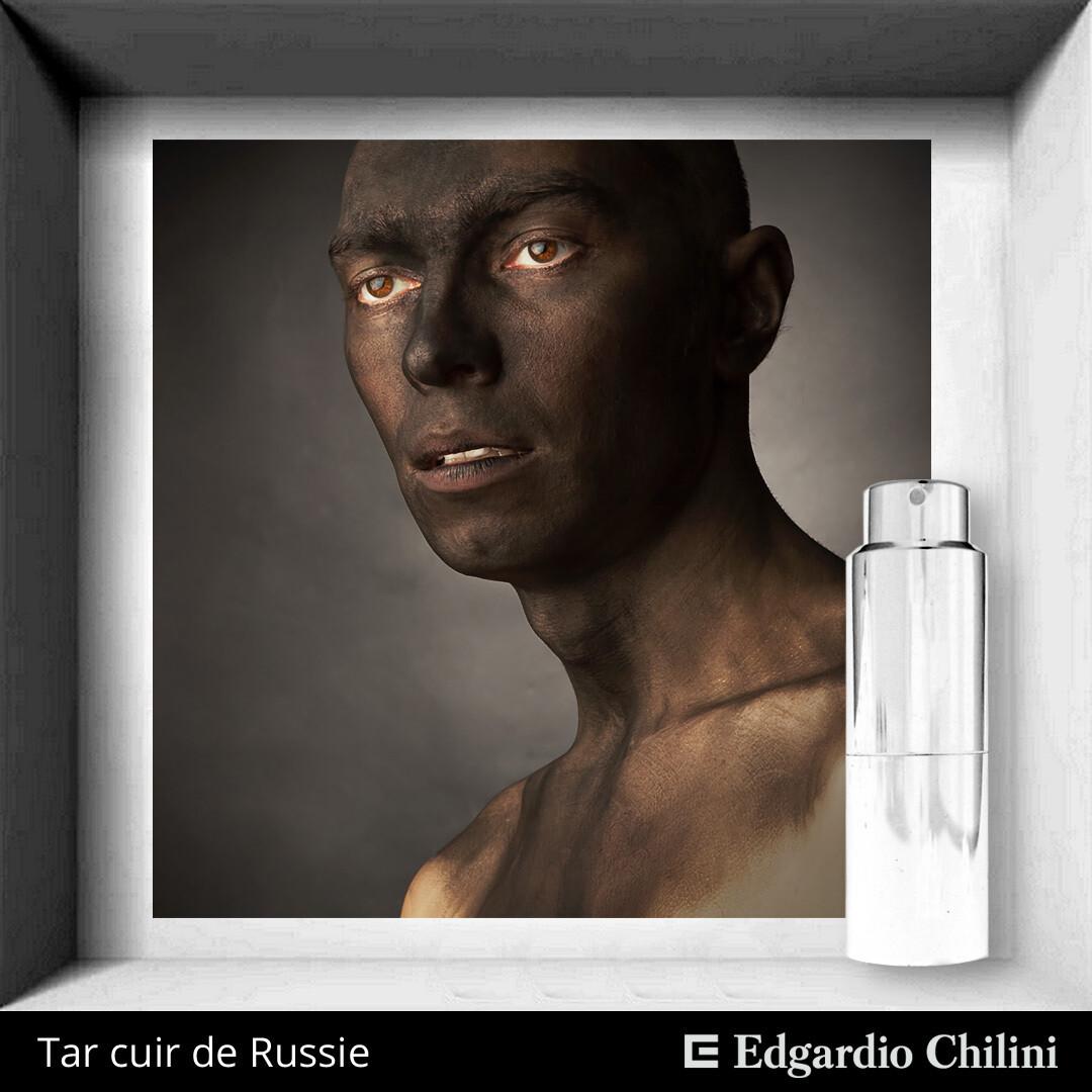 Дегтярный кожаный аромат Tar Cuir de Russie, Edgardio Chilini
