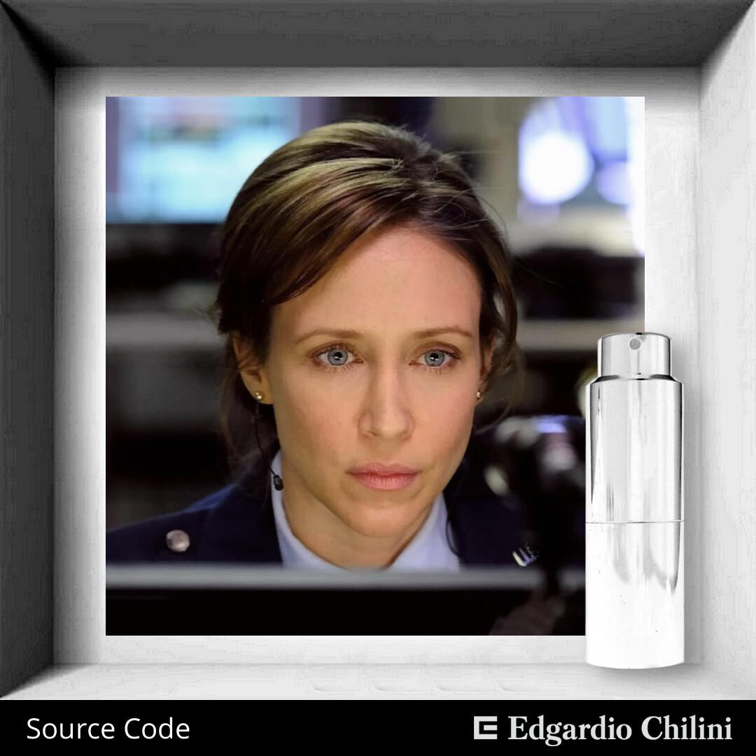 Интригующий неожиданный аромат Source Code, Edgardio Chilini