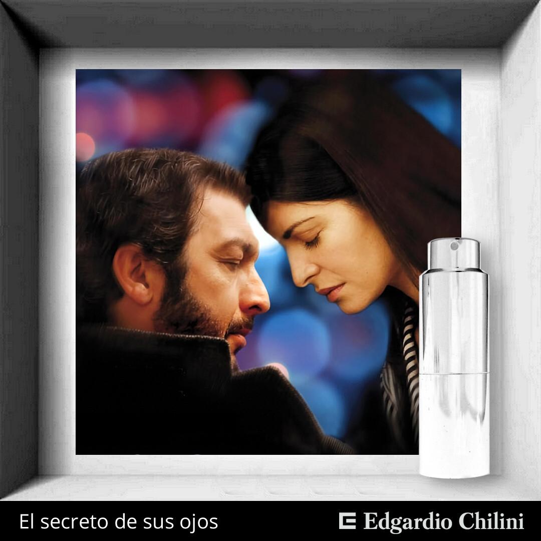 Миндальный амбровый аромат El secreto de sus ojos, Edgardio Chilini