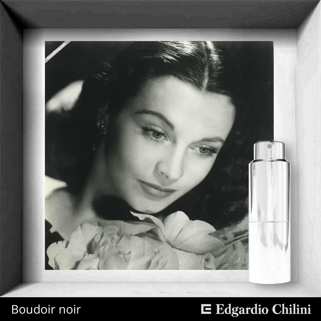 Манящий женственный аромат Boudoir Noir, Edgardio Chilini