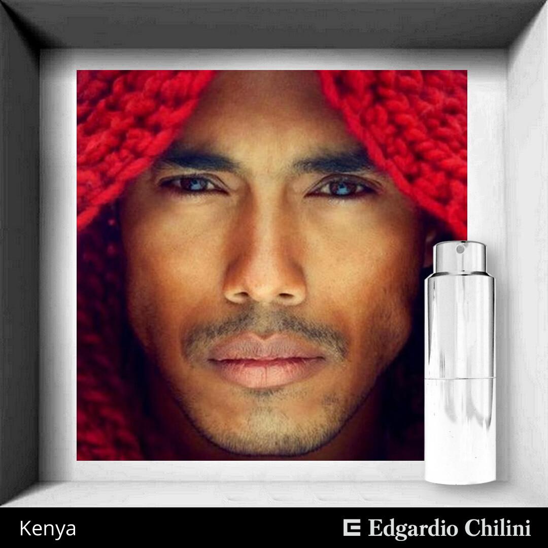 Пряный аромат Kenya, Edgardio Chilini