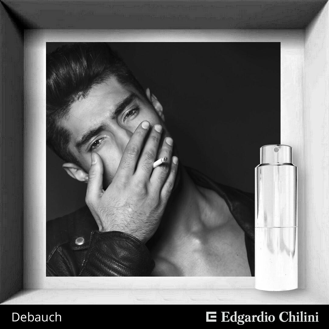Смолистый пряный аромат Debauch, Edgardio Chilini