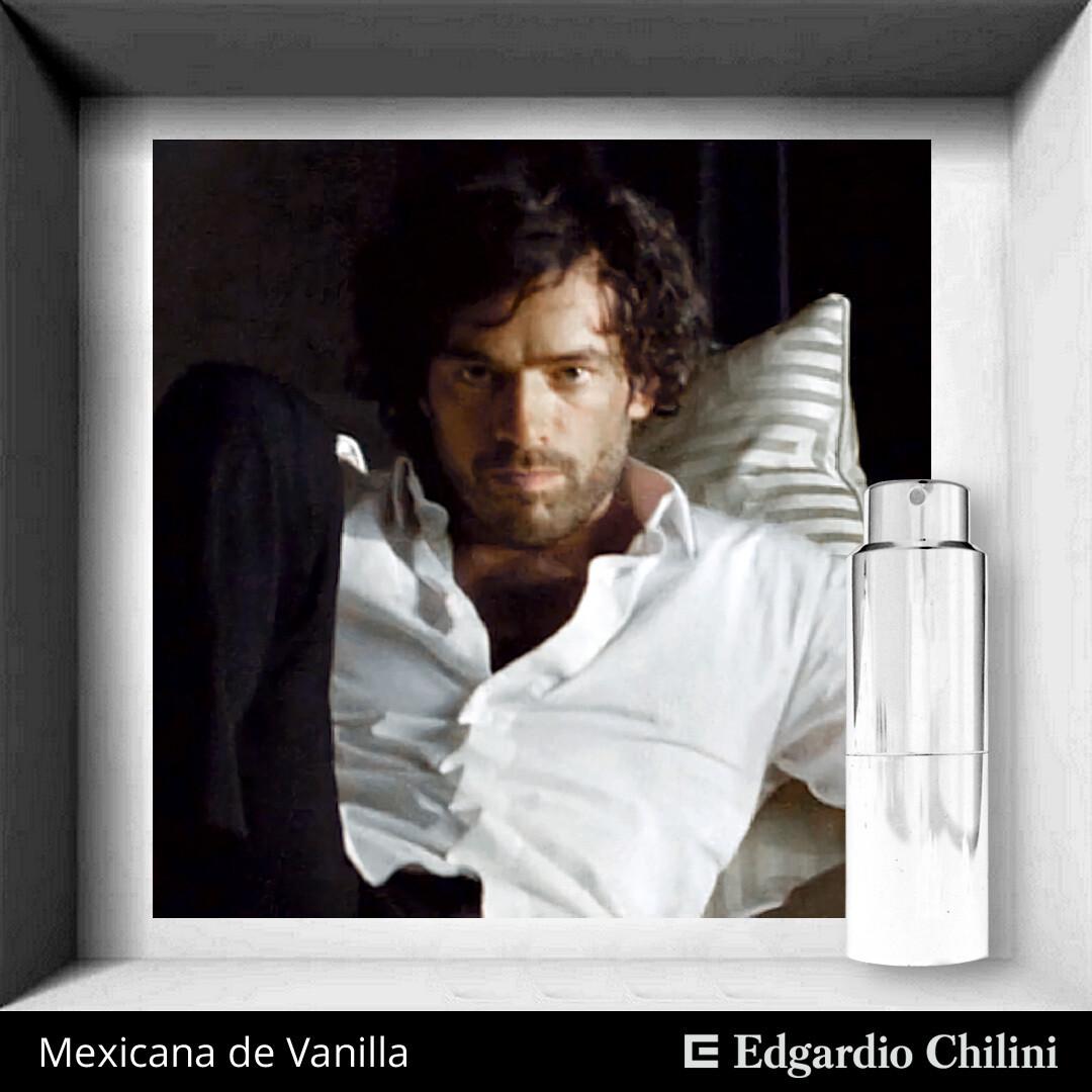 Сложный ванильный аромат Mexicana de Vanilla, Edgardio Chilini