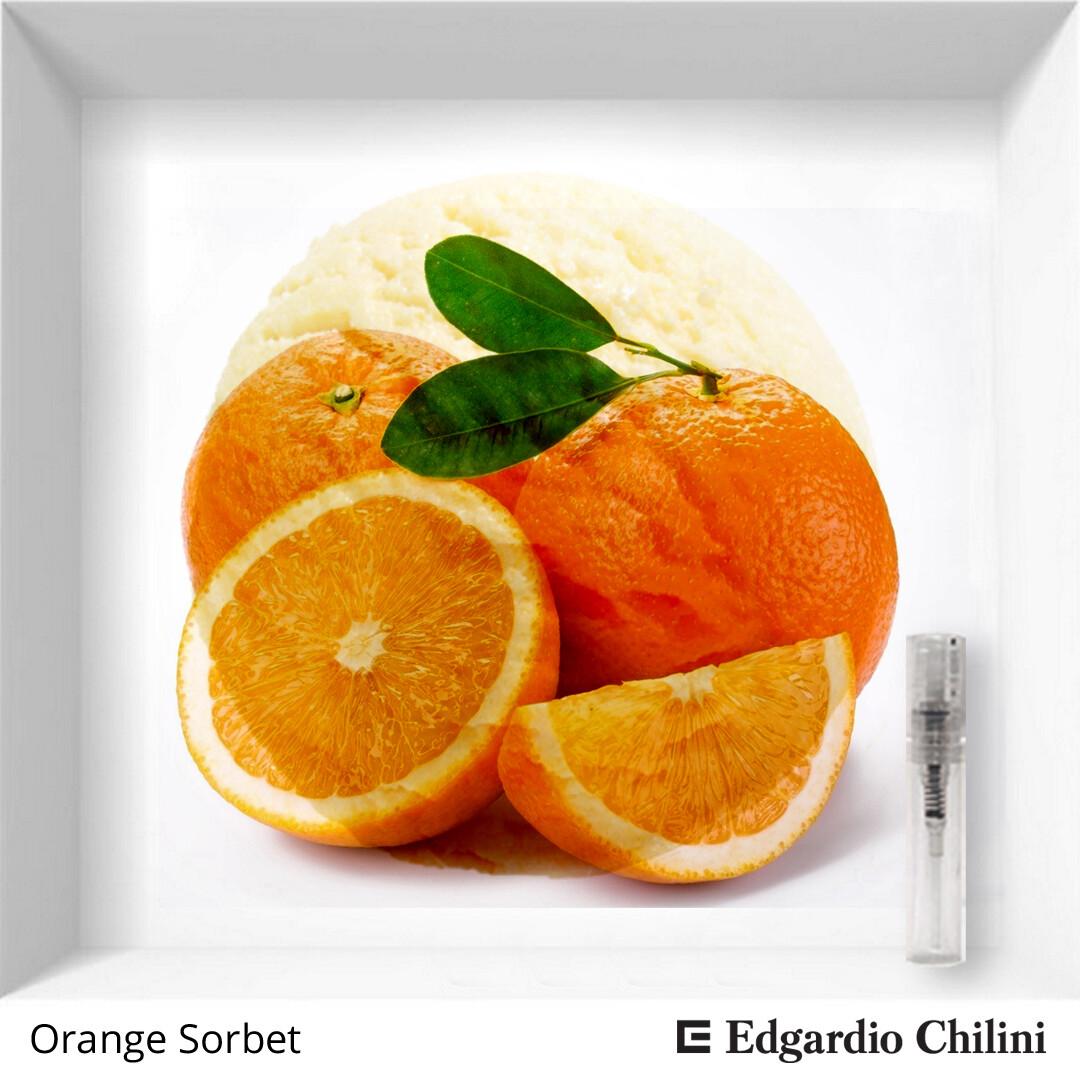 Цитрусовый фужерный аромат Orange Sorbet, Edgardio Chilini, 2 ml