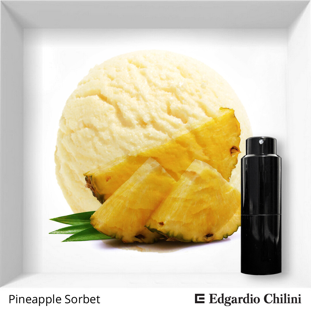 Фруктовый фужерный аромат Pineapple Sorbet Edgardio Chilini