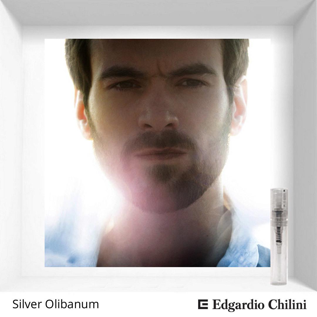 Восточный специевый аромата Silver Olibanum Edgardio Chilini 2 ml 00172
