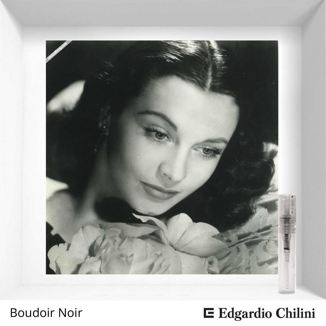 Манящий женственный аромат Boudoir Noir Edgardio Chilini 2 ml 00174