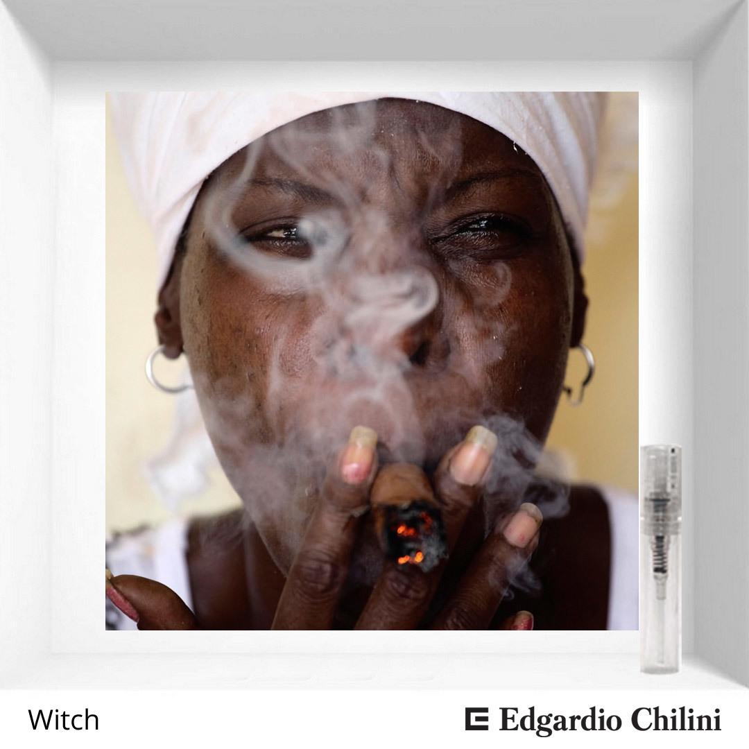 Мягкий теплый специевый аромат Witch Edgardio Chilini 2 ml 00175