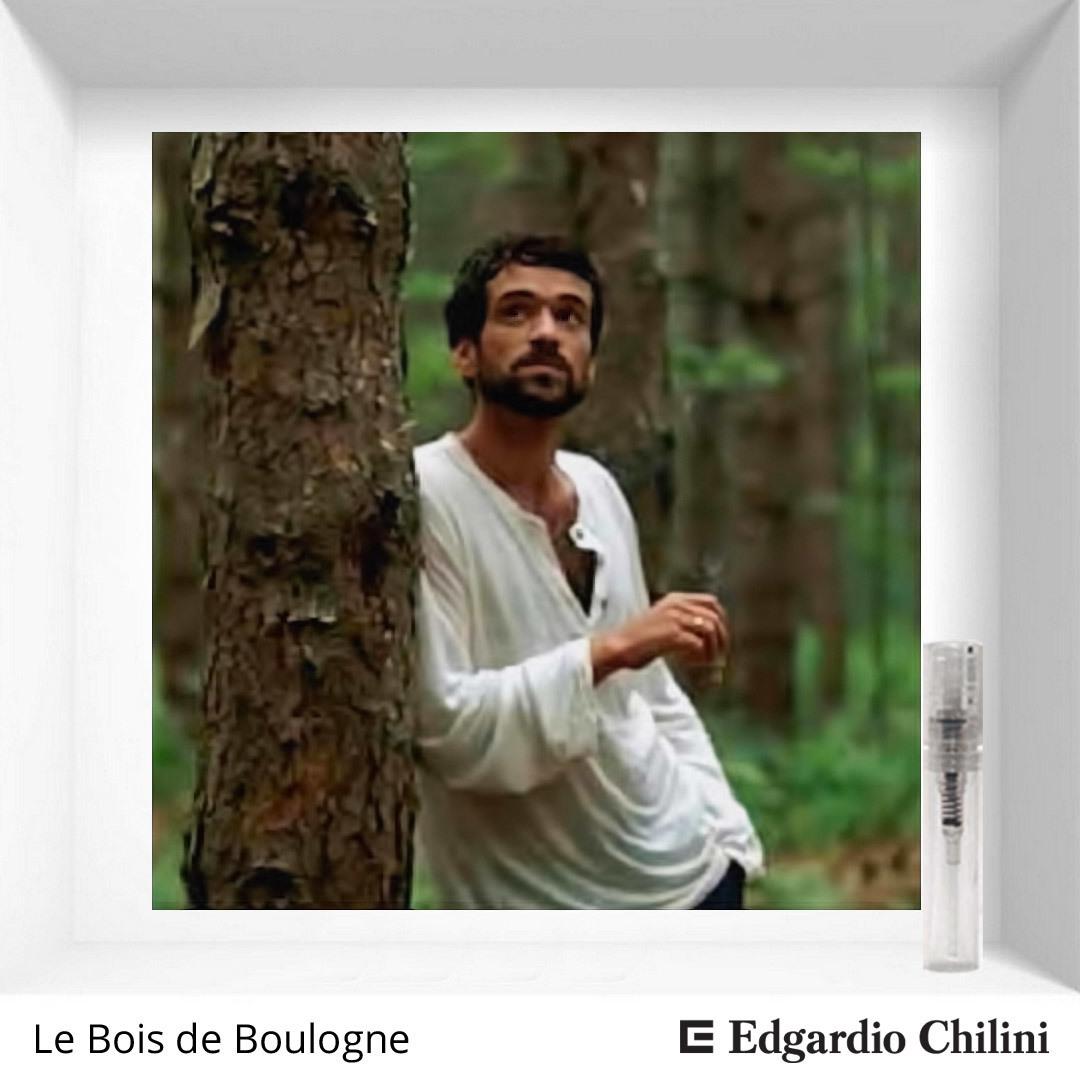 Цветочный специевый аромат Le Bois de Boulogne Edgardio Chilini 2 ml 00176
