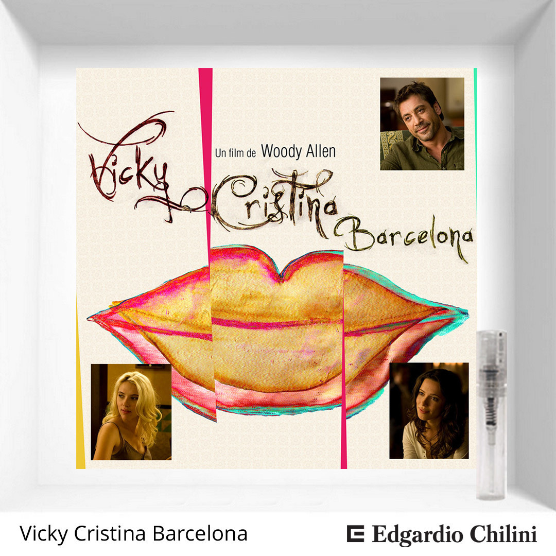 Природный аромат Vicky Cristina Barcelona Edgardio Chilini 2 ml 00177