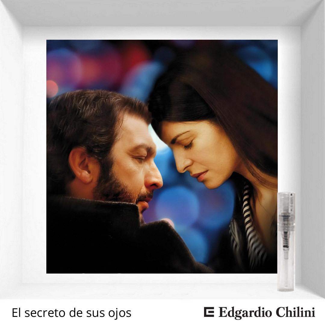 Миндальный амбровый аромат El secreto de sus ojos Edgardio Chilini 2 ml 00179