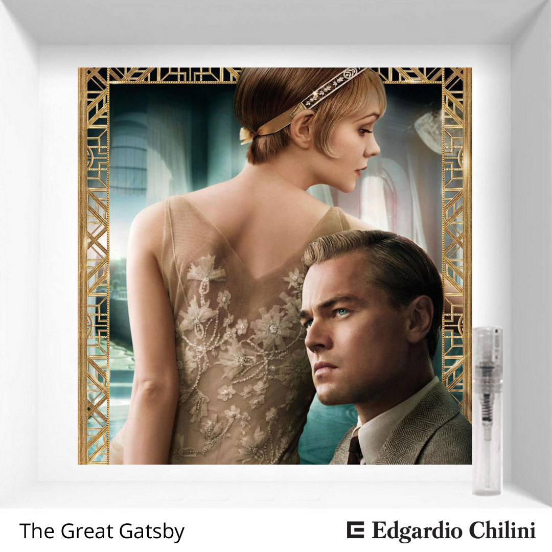 Ирисовый аромат The Great Gatsby Edgardio Chilini 2 ml 00180