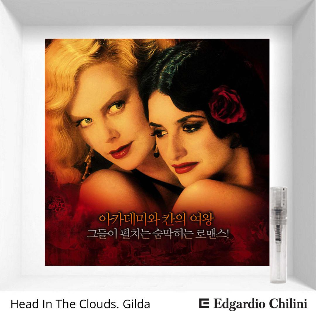 Цветочный альдегидный аромат Head In The Clouds. Gilda Edgardio Chilini 2 ml 00181