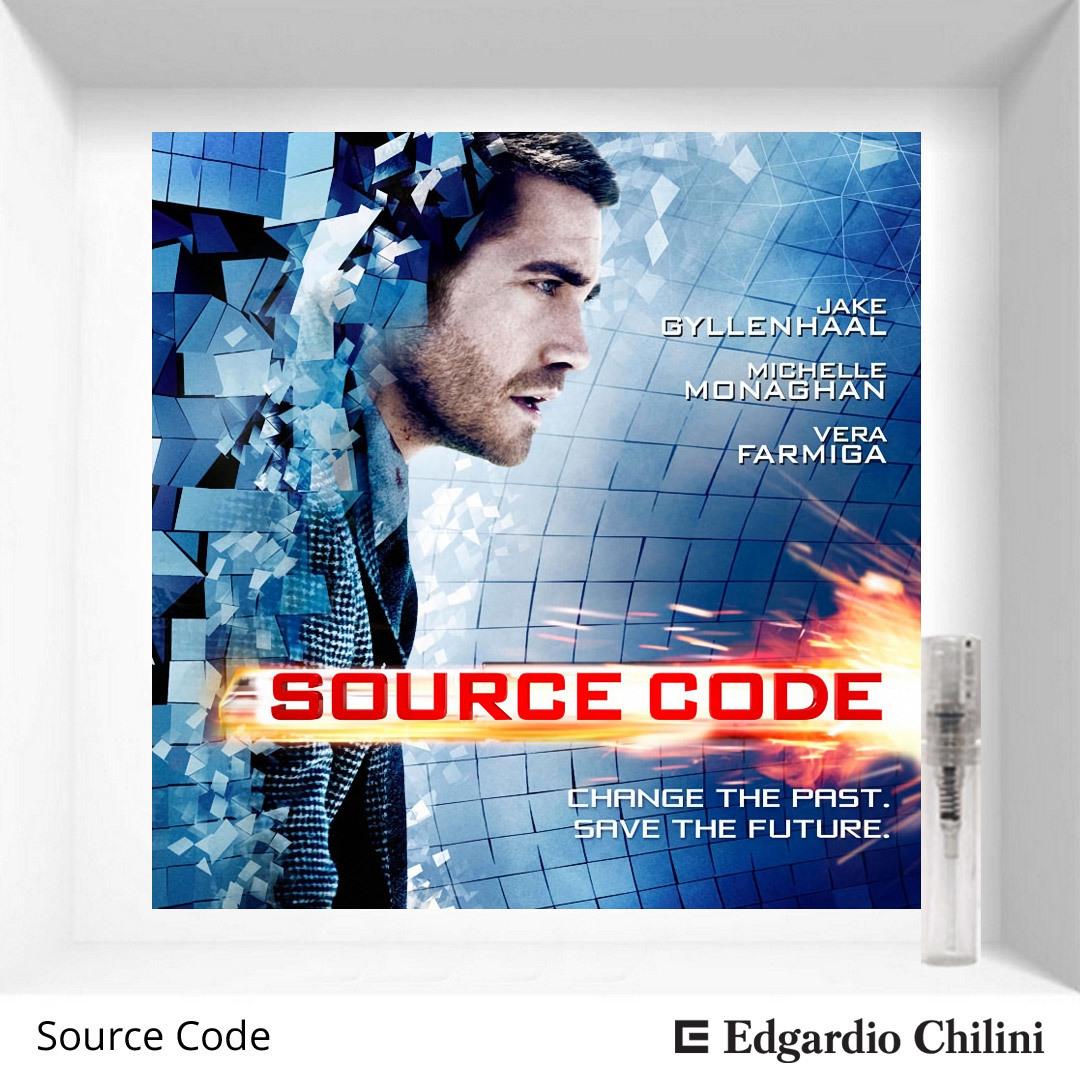 Интригующий неожиданный аромат Source Code Edgardio Chilini 2 ml 00182