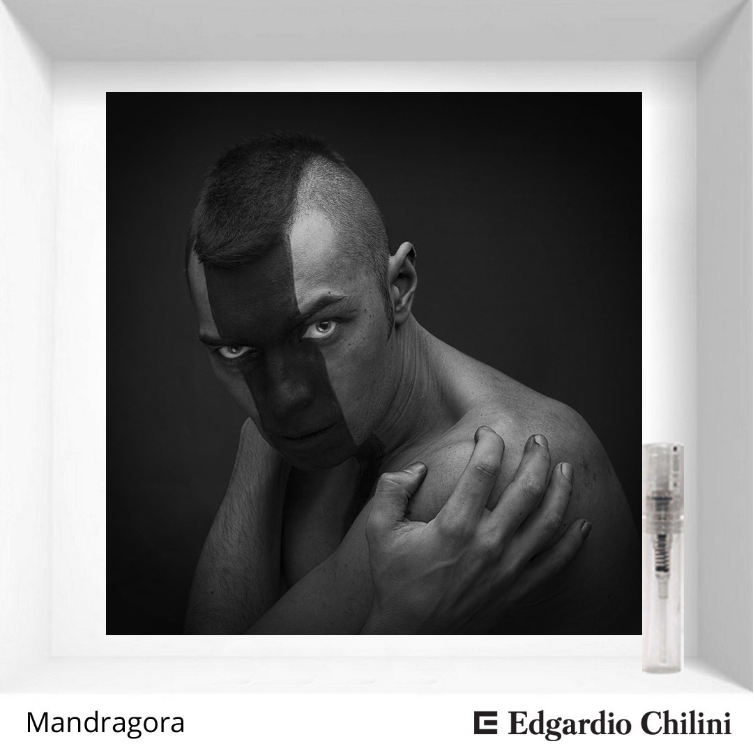 Пряный специевый аромат Mandragora Edgardio Chilini 2 ml 00184
