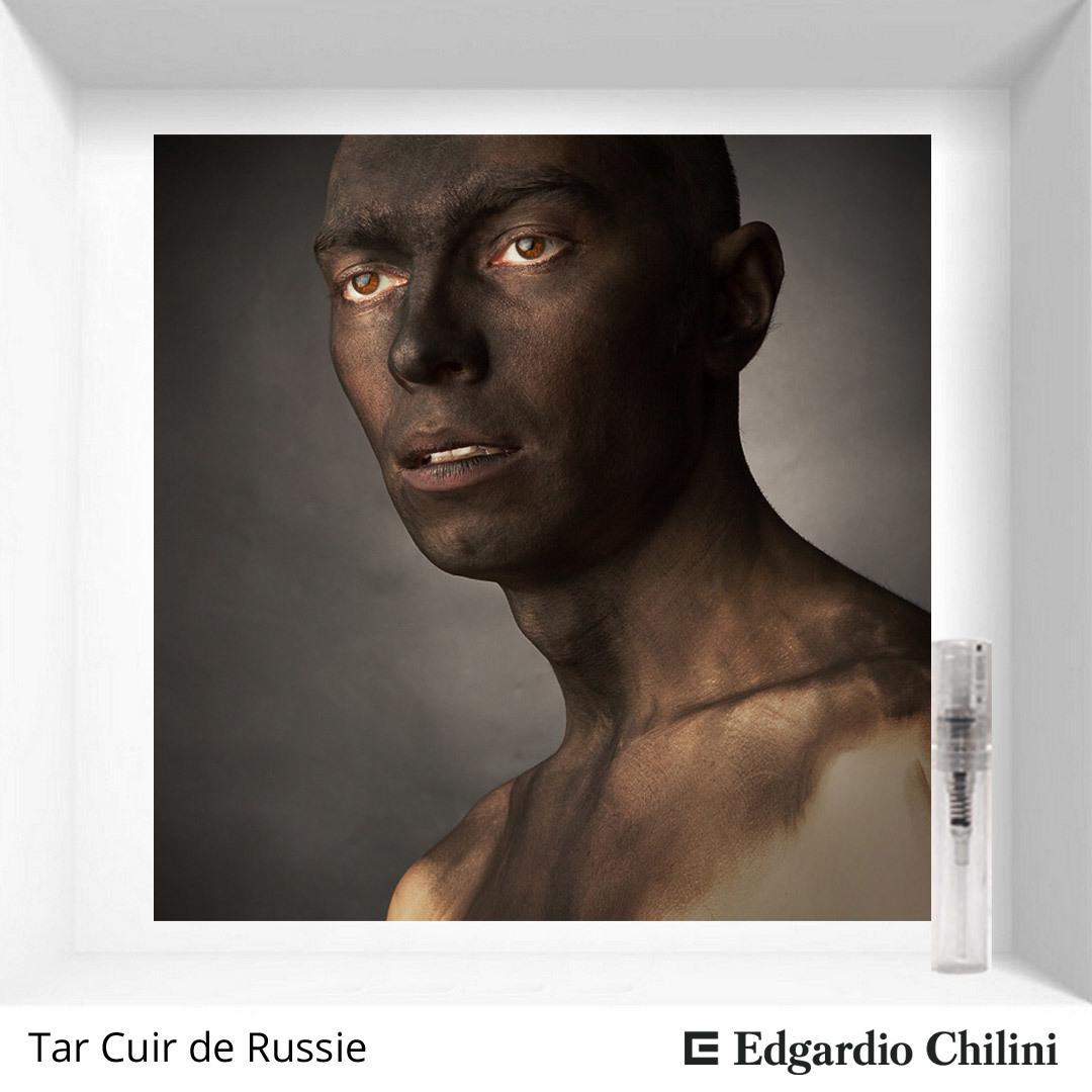 Дегтярный кожаный аромат Tar Cuir de Russie Edgardio Chilini 2 ml 00185
