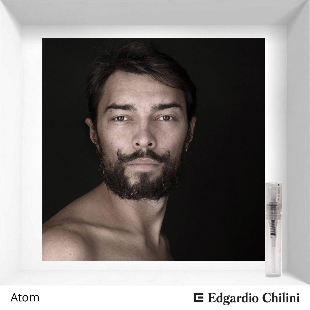 Энергичный древесный аромат Atom Edgardio Chilini 2 ml 00186