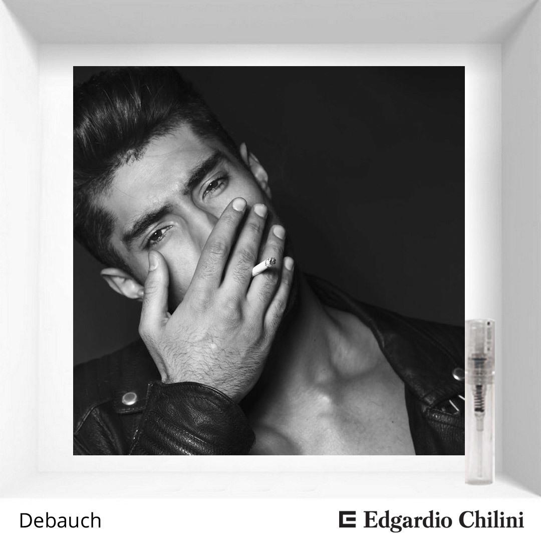 Смолистый пряный аромат Debauch Edgardio Chilini 2 ml 00187