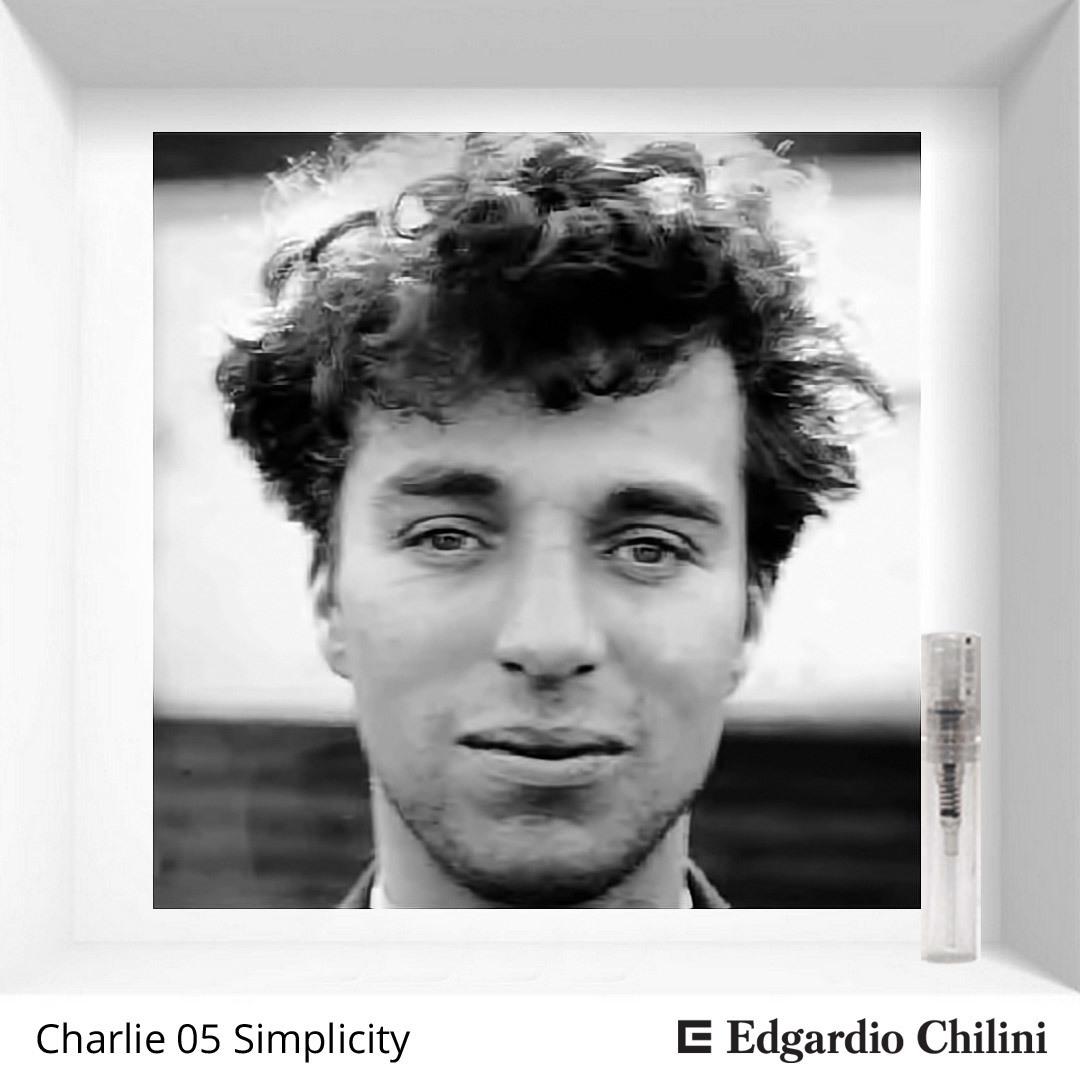 Свежий аромат Charlie 05 Simpilicity Edgardio Chilini 2 ml 00198